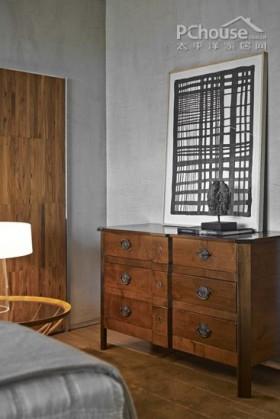 巴西木头混凝土乡村公寓