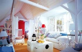 10款风格迥异的客厅装修