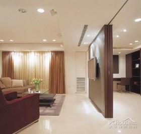 80平小户型酒店式家居