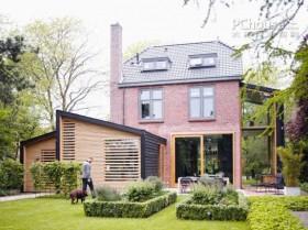 古典风情欧式别墅花园设计