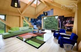 超炫创意乡村别墅设计