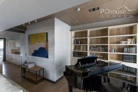 台湾90平2房收纳设计