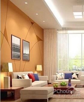 简单优雅的客厅装修