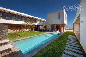 南非风情海景别墅