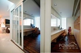 巧收纳+创意改造传统公寓