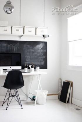 纯白优雅的细节设计居室