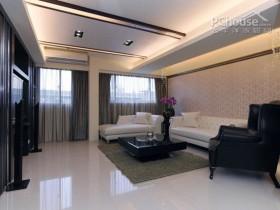 9种客厅吊顶设计