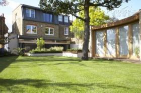 优雅大气的英伦风设计 庭院装修效果图