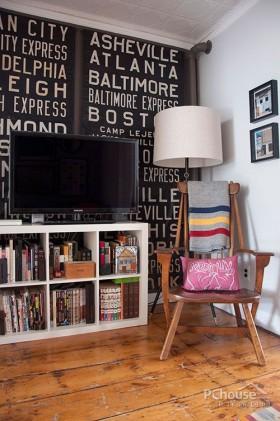 12款小户型电视背景墙搭配