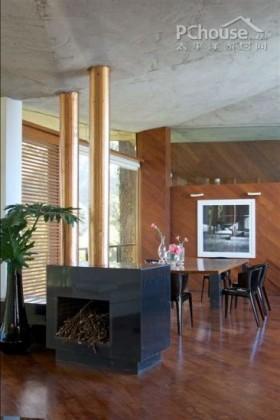 喜马拉雅山豪华别墅设计