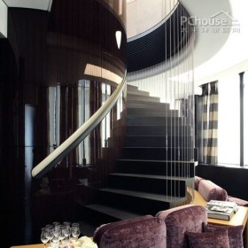 俄罗斯复式公寓创意设计