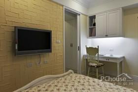 105平欧式3居设计