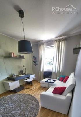 86平现代化创意公寓