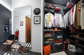 瑞典80平2房公寓设计