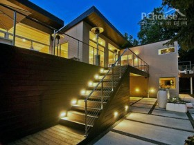 美式奢华别墅一体化设计