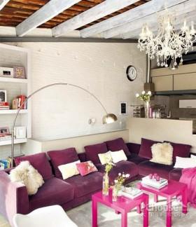 粉色Loft公寓大改造