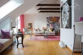 80平3房2厅特色改造设计