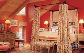8款美式风格卧室装修