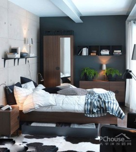 8款简洁细腻美好卧室案例