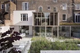 玻璃门窗设计打造超光感别墅
