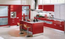 现代vs传统 意式厨房设计