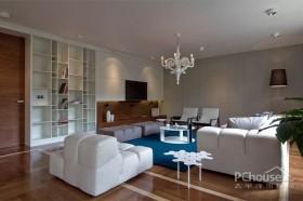 180平现代简约公寓设计