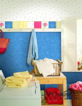 巧用壁纸为空间增容