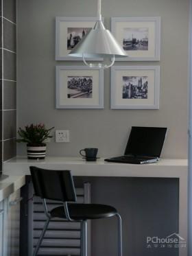 简约黑白灰 创造新空间