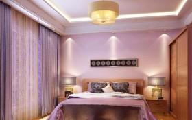 中式卧室装修效果图十一