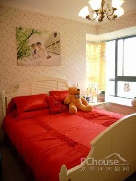 甜蜜蜜婚房卧室