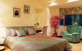 130平家居卧室装修效果图五