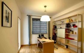 70平三居室书房装修效果图