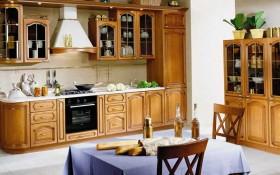 130平家居厨房装修效果图