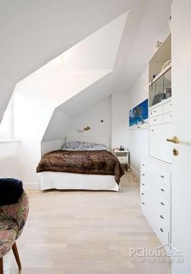 传统与现代一体的公寓