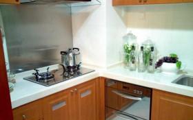 名室厨房装修效果图二