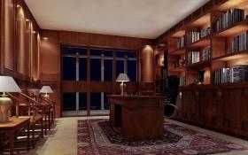名室书房装修效果图九