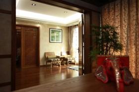 东南亚白领公寓装修图片