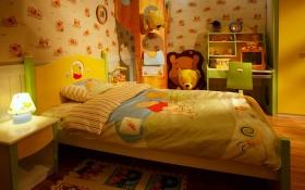 大户型儿童房装修效果图六