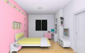 经典儿童房装修效果图五