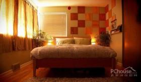 迷人卧室灯光设计