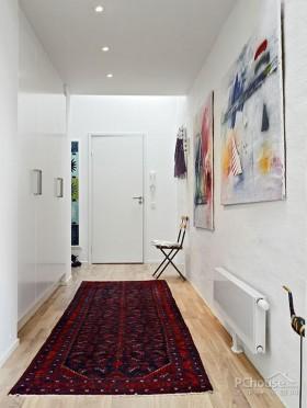 92平方米阁楼公寓室内设计