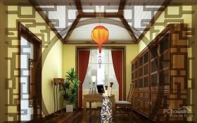 中式大气别墅缔造完美生活居所