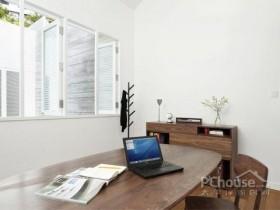 家居中性风 新加坡简朴房子