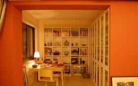 书房装修效果图1