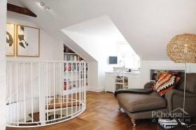 不拘一格 斯德哥尔摩复式住宅