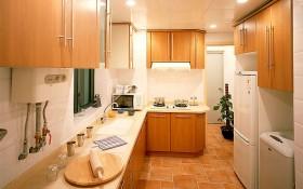 大户型厨房装修效果图(二)