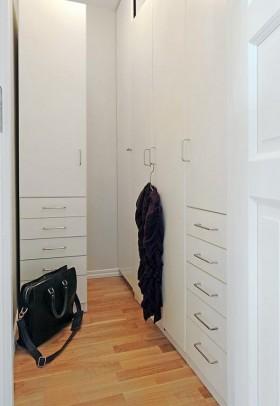 瑞典简约公寓设计
