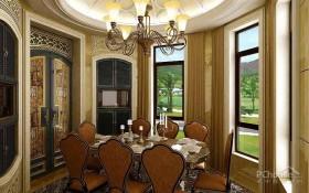 华丽典雅高贵欧式家装