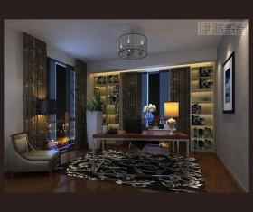 现代新古典别墅设计