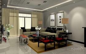 150㎡新中式时尚住宅